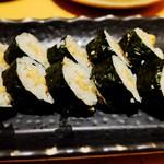 すし屋魚真 - 納豆巻き(キッズサイズ)