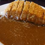 CoCo壱番屋 - 濃厚甘くて辛いカレー・ビーフカツトッピング