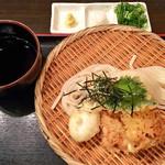 瀬戸内製麺710 - とり玉天ざる