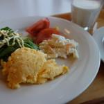 センダンヤ - 軽めの朝食
