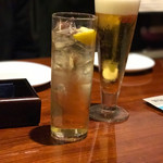 オーシャン ファターレ - 山崎ハイボールと生ビール