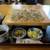 重作 - 料理写真:板蕎麦