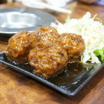 永楽食堂 - 肉団子