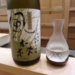 味 ふくしま - 奈良のお酒 こちらは2合頂きました