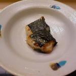 味 ふくしま - お酒のアテに。。平貝の磯辺焼き
