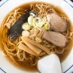 丸長 - ラーメン(450)