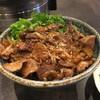炭火焼肉 彩 - 料理写真:今日のランチ丼