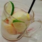 地中海酒場 ソーレソーレ - 名物氷結フルーツサワー