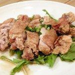 CHOTTO DINING G - カラハゲ(唐揚げ)