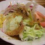 レストラン&BAR SANTANA - サラダ