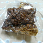 自家製酵母パン WAKU - ナッツの香ばしさが佳いです