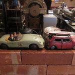 6560390 - ブリキのミニカー