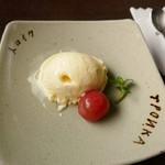 トロイカ - セットのトロイカチーズアイス