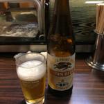 65603071 - 麒麟一番搾り(大瓶)が300円なんです!安い!