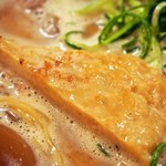 Ramen 辻 - 肉醤油(つくね)