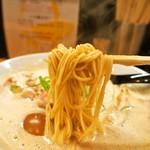 Ramen 辻 - 肉醤油(麺)