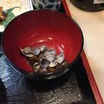 久美 - ランチの味噌汁