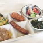 レストラン・バスク - 料理写真: