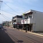 上乃家 - 駅前商店街は無事