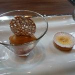 芦屋フレンチ北じま - ☆デザートは2種盛りです(^o^)丿☆