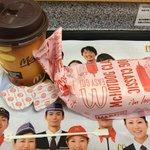 マクドナルド - マックホットドッグクラシック+ホットコーヒー