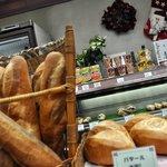 エスポアール ミスズ - ふらんすパンが並んでいます
