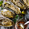 北海道釧路市厚岸湾の 厳選昆布生牡蠣