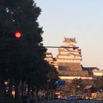 隠れ家 れんこん - 繁華街からの姫路城