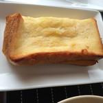 ぽっくる農園 ベーカリー&カフェ - フレンチトースト100円