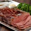 レストラン セントロ - 料理写真:ホテル特製ローストビーフ