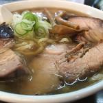 65612037 - チャーシュー麺。