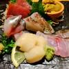 すし屋魚真 - 料理写真:刺身盛り合わせ