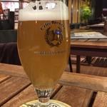 ベルギービール カフェ ベル・オーブ - セリスホワイト 250ml 723円(税込)