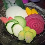 65617869 - 焼き野菜