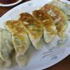 一寸亭 - 料理写真:焼き餃子