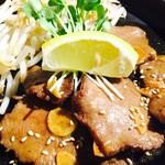 肉寿司バル - タン焼き