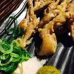 肉寿司バル - セセリ焼き〜