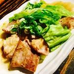 肉寿司バル - ホルモン焼き