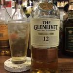 アヒル食堂 - GLENLIVET 12年