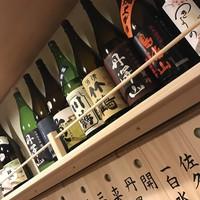 池袋 一龍庵 - 日本酒