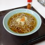 みらい - 料理写真:そば(¥350税込み)
