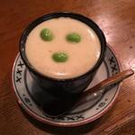 たこ柾 - 茶碗蒸し