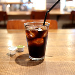 オハコルテベーカリー - アイスコーヒー '16 6月中旬