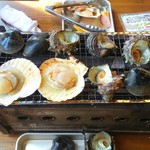 海女小屋 - 料理写真: