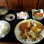 お食事処 秋月 - 日替わり定食