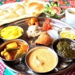 インド料理パンジャブ - 料理写真:スペシャルランチ