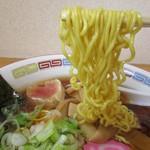 味処 新町 - The旭川麺よりも少し加水率高し