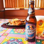 インド料理パンジャブ - インドビール冷えてます