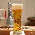 焼肉・ホルモンバル Bovin - 生ビール
