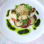 ラ・テラス - 魚料理一例